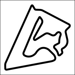 HighgateHouse Circuit Decal - Bahrain Endurance Circuit