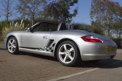 HighgateHouse Customer Car - Porsche Boxster 987