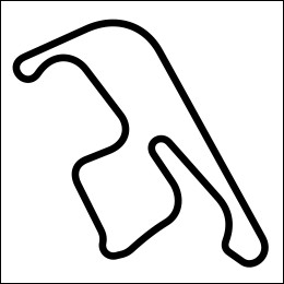 HighgateHouse Circuit Decal - Eastern Creek