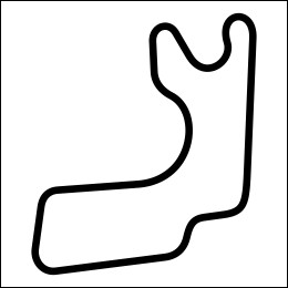 HighgateHouse Circuit Decal - Winton Club Circuit