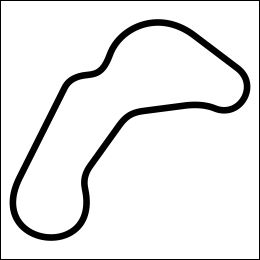 HighgateHouse Circuit Decal - Oschersleben Motorsport Arena C