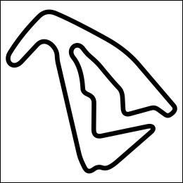 HighgateHouse Circuit Decal - Circuit Bresse-Fronten