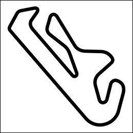 HighgateHouse Circuit Decal - Portimao Autodrome