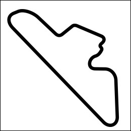 HighgateHouse Circuit Decal - Dubai Autodrome Club Circuit