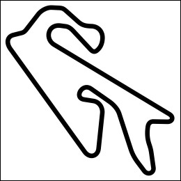 HighgateHouse Circuit Decal - Dubai Autodrome Grand Prix Circuit