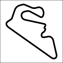 HighgateHouse Circuit Decal - Dubai Autodrome National Circuit