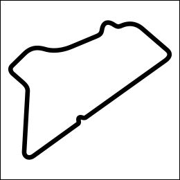 HighgateHouse Circuit Decal - Abingdon
