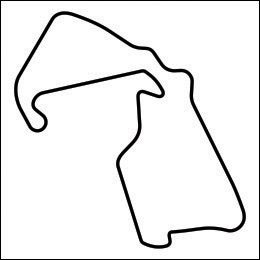 HighgateHouse Circuit Decal - Silverstone Arena