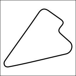 HighgateHouse Circuit Decal - Silverstone Stowe