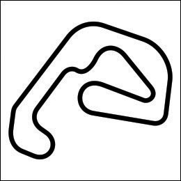 HighgateHouse Circuit Decal - Three Sisters 3