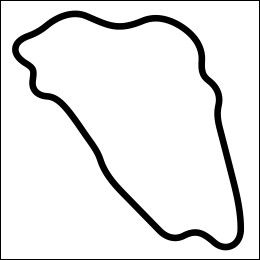 HighgateHouse Circuit Decal - Virginia International Raceway Patriot Circuit
