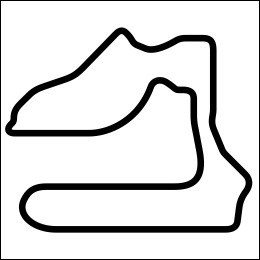 HighgateHouse Circuit Decal - Sebring