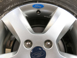 Ford Wheel Rim Decals by HighgateHouse