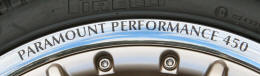 HighgateHouse Decals for Paramount Performance Wheels