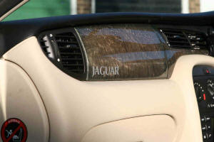 HighgateHouse Decals for Jaguar