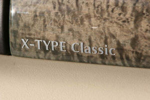 HighgateHouse Decals for Jaguar X-Type Classic
