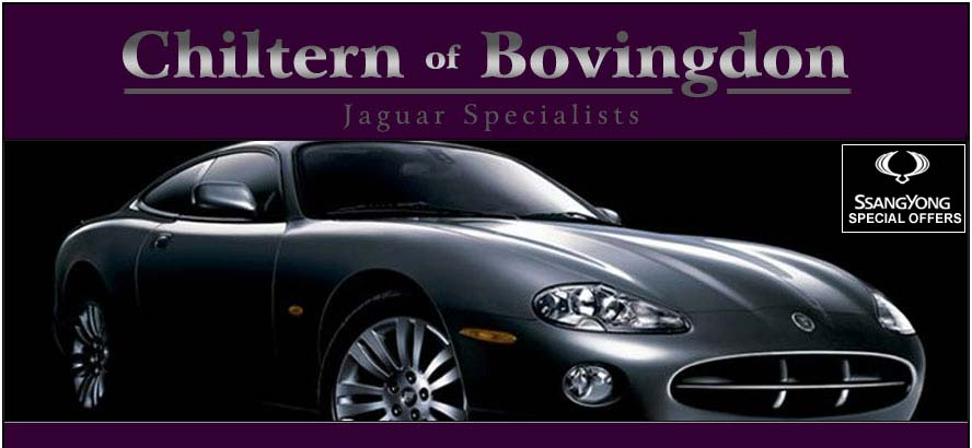 Chiltern Of Bovingson Jaguar Specialists