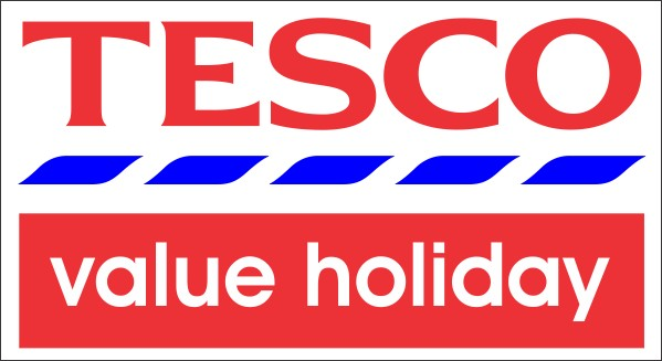 Humorour Decal Stickers by HighgateHouse - Tesco Value Holiday