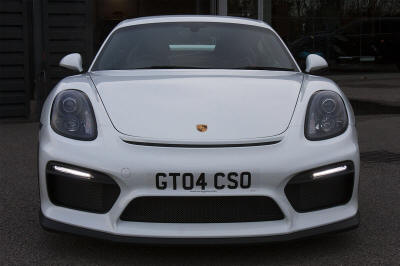 HighgateHouse Customer Car - Porsche GT4 Clubsport