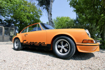HighgateHouse Customer Car - Porsche Early Carrera 2.7 RS