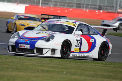 HighgateHouse Customer Car - Porsche 996RSR for CTR Racing