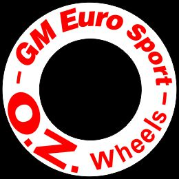 HighgateHouse Wheel Rim Decals - O.Z Vauxhall / GM